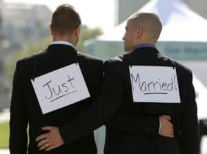 same sex marriages legalised in scotland